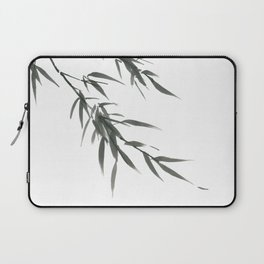 Silence - Zen art in Chinese Calligraphy & Painting Laptop Sleeve