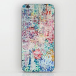 Abstract 136 iPhone Skin