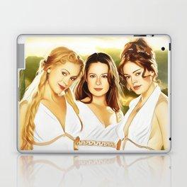 Charmed Goddesses Laptop & iPad Skin