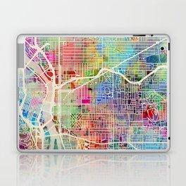 Portland Oregon City Map Laptop & iPad Skin