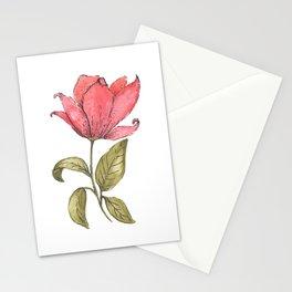 Flower Illustration / Magnolia Stationery Cards