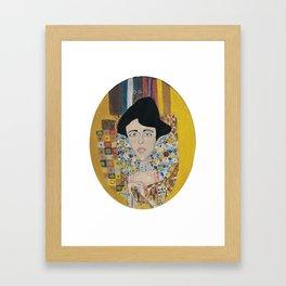 Adele Bloch-Bauer I Framed Art Print