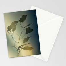 Cold dawn Stationery Cards