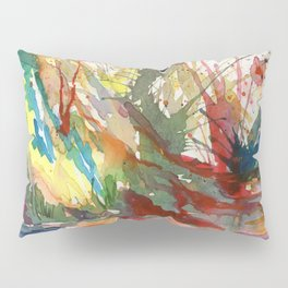 Volcano  Pillow Sham