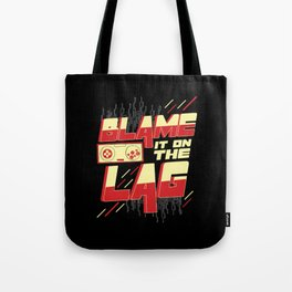 Funny Video Gaming T Shirts I nerd geek  Tote Bag