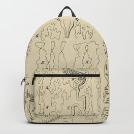 Microscopic Biology Backpack