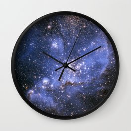 Infant Stars Wall Clock