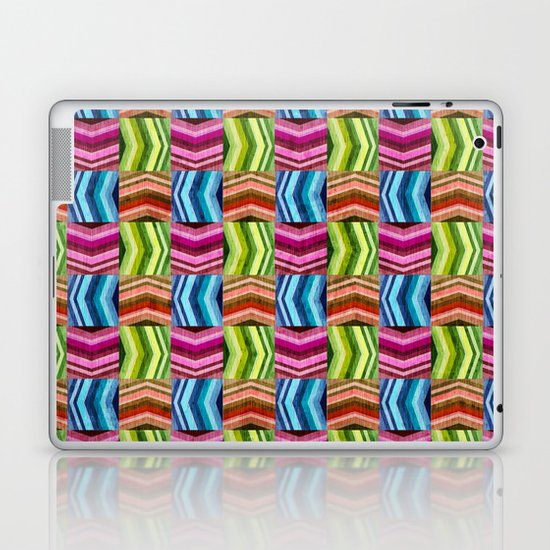Left, Right, Up, Down Laptop & iPad Skin