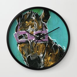Equine Cool Wall Clock