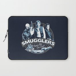 Smugglers Three Laptop Sleeve