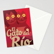 Gato caleño Stationery Cards