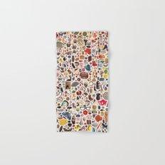 INDEX Hand & Bath Towel