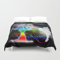 fairytale Duvet Covers featuring Fairytale by Augustinet