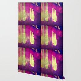 Amber: Fabric Wallpaper