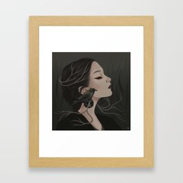 Hubris Framed Art Print