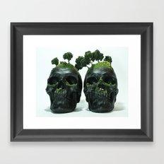 Till The End 2 Framed Art Print