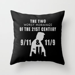 Resist !! Throw Pillow
