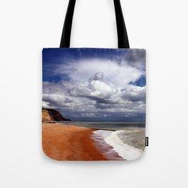 Hastings Beach Tote Bag