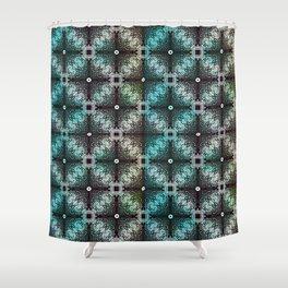 Vintage Filligree 2 Shower Curtain