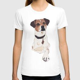 Hello. I'm a dog. T-shirt