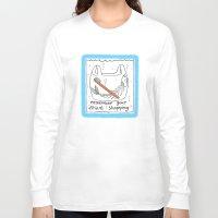 shopping Long Sleeve T-shirts featuring ethical shopping by ecoeli Elisa Ravasi