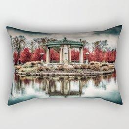 Gazebo Remix Rectangular Pillow