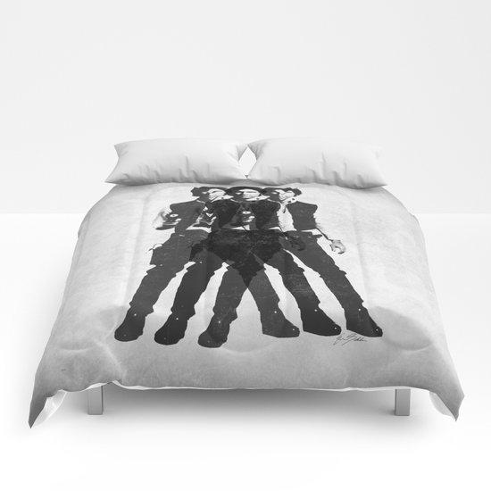Triple Harrison  Comforters