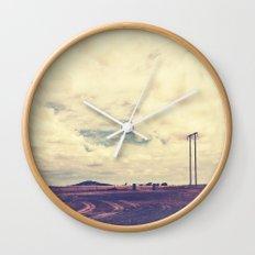 Short Memory Wall Clock