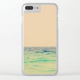 Destin Florida 3 Clear iPhone Case