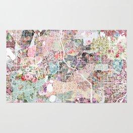 Minneapolis map - Landscape Rug