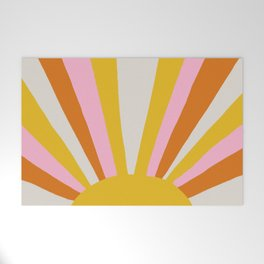 sunshine state of mind Welcome Mat