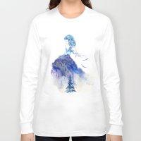 jazz Long Sleeve T-shirts featuring Jazz by Oladesign