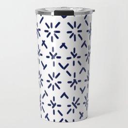 Sashiko 5 Travel Mug