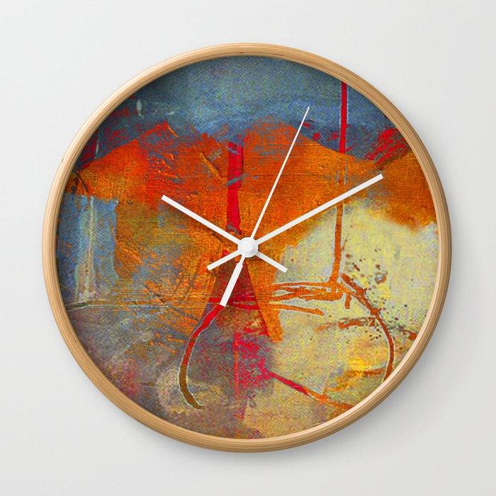 Gioco Del Bambino Wall Clock