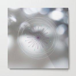Ornament – XmasStar Metal Print