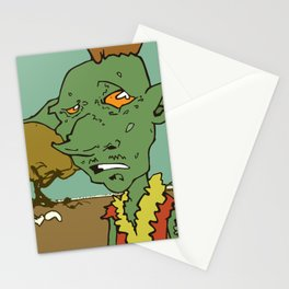 Crown Prince of Yonder Shack Stationery Cards