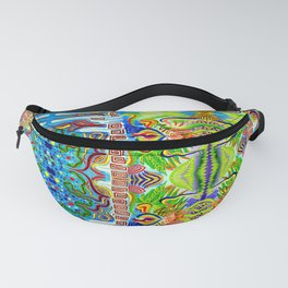 Thought Interrupted Fanny Pack