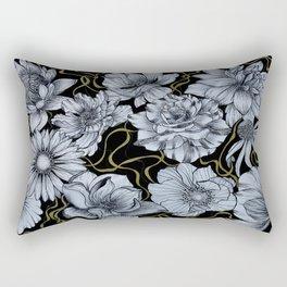 Beautifully Chaotic Rectangular Pillow