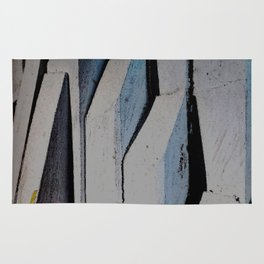 """Melodramatic Heights"" Rug"
