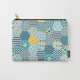 Spanish Tiles of the Alhambra Carry-All Pouch