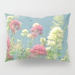 Raspberries and Cream Pillow Sham