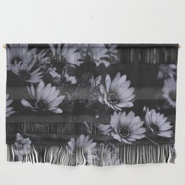 Flowers everywhere Wall Hanging