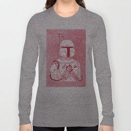 Boba Fett Long Sleeve T-shirt