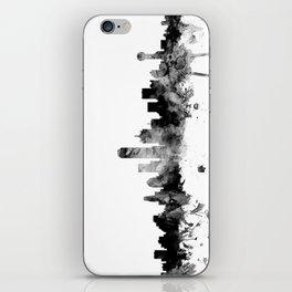 Dallas Texas Skyline iPhone Skin