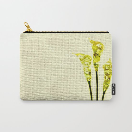 calla lily in gem mode Carry-All Pouch