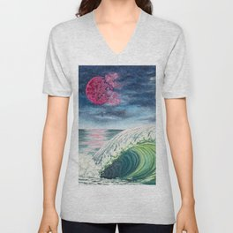 The Eighth Sea Unisex V-Neck