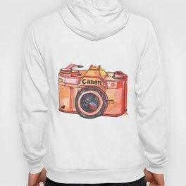 retro camera phone case Hoody