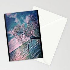 lean on me Stationery Cards