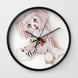 neglected Wall Clock