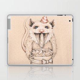 Birthday Possum's Favorite Gift Laptop & iPad Skin